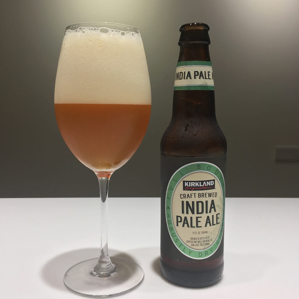 @KIRKLAND INDIA PALE ALE(IPA)