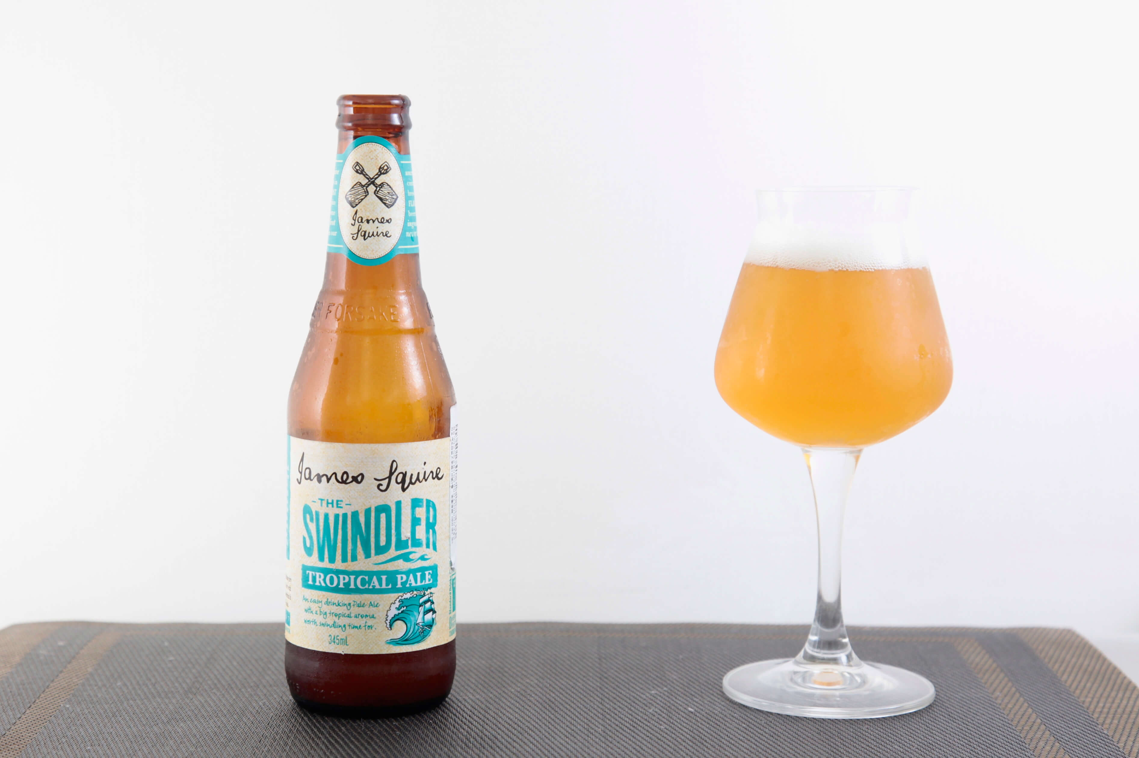 James Squire | The Swindler Tropical Ale 老千啤酒